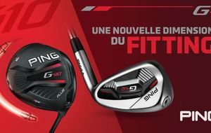 Démonstration de Clubs PING au Golf de Saint Laurent